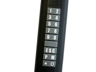 Sommer 30-Befehl Handsender Flexy mit Nummerntasten 4080V001 - Adams Tore & Antriebe - Sommer, Wisniowski, Hörmann Vertragshändler