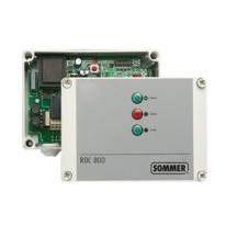 Sommer RDC 800 – Rolltorsteuerung mit Folientastatur 5851V000 - Adams Tore & Antriebe - Sommer, Wisniowski, Hörmann Vertragshändler