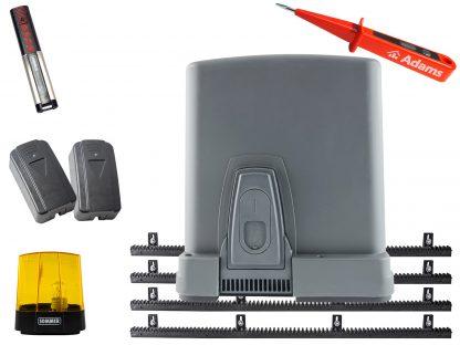 Sommer STArter Schiebetorantrieb 300kg Set 5in1CN - Adams Tore & Antriebe - Sommer, Wisniowski, Hörmann Vertragshändler