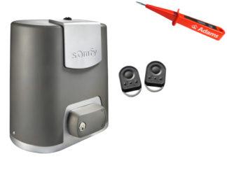 Somfy Elixo 500 3S RTS Schiebetorantrieb Set EE Pack 1216439 - Adams Tore & Antriebe - Sommer, Wisniowski, Hörmann Vertragshändler