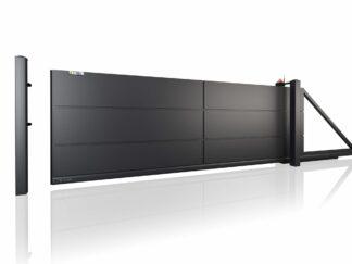 Wiśniowski Schiebetor Muster HOME INCLUSIVE AW.10.200 Paneel 500mm - Adams Tore & Antriebe - Sommer, Wisniowski, Hörmann Vertragshändler