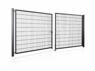 Wisniowski Zweiflügeltor Gittermatte VEGA 2D System GARDIA Light - Adams Tore & Antriebe - Sommer, Wisniowski, Hörmann Vertragshändler