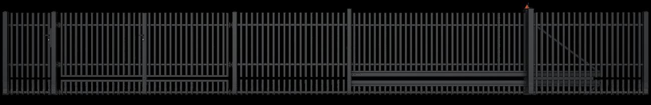 Wisniowski Schiebetor Muster CLASSIC AW.10.01/P - Adams Tore & Antriebe - Sommer, Wisniowski, Hörmann Vertragshändler