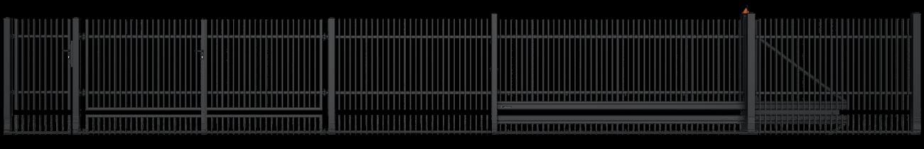 Wisniowski Schiebetor Muster CLASSIC AW.10.02/P - Adams Tore & Antriebe - Sommer, Wisniowski, Hörmann Vertragshändler
