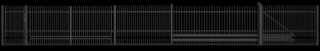 Wisniowski Schiebetor Muster CLASSIC AW.10.05/P - Adams Tore & Antriebe - Sommer, Wisniowski, Hörmann Vertragshändler
