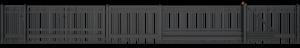 Wisniowski Schiebetor Muster LUX AW.10.52/P - Adams Tore & Antriebe - Sommer, Wisniowski, Hörmann Vertragshändler