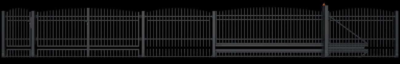 Wisniowski Zweiflügeltor Muster PREMIUM AW.10.64/Wp - Adams Tore & Antriebe - Sommer, Wisniowski, Hörmann Vertragshändler