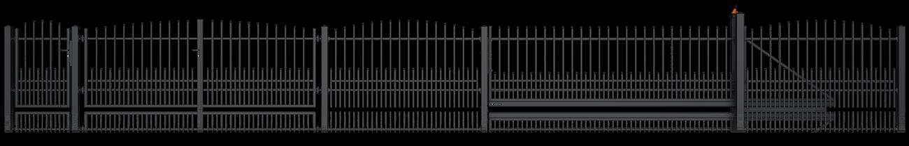 Wisniowski Zweiflügeltor Muster PREMIUM AW.10.65/Wp - Adams Tore & Antriebe - Sommer, Wisniowski, Hörmann Vertragshändler