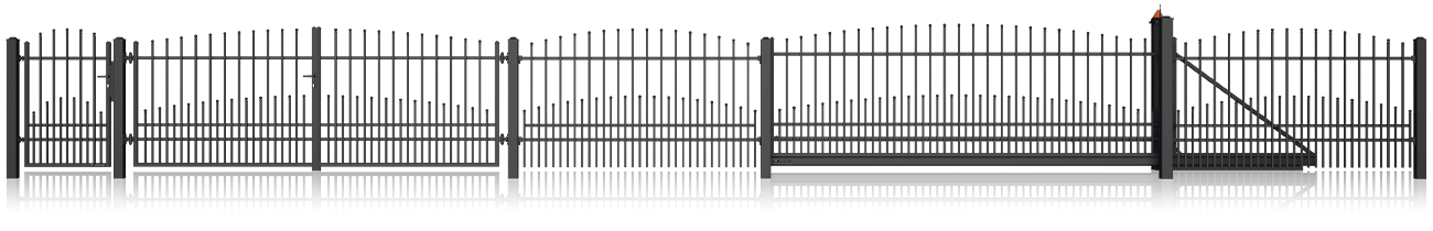 Wisniowski Zweiflügeltor Muster PREMIUM AW.10.66/Wp - Adams Tore & Antriebe - Sommer, Wisniowski, Hörmann Vertragshändler