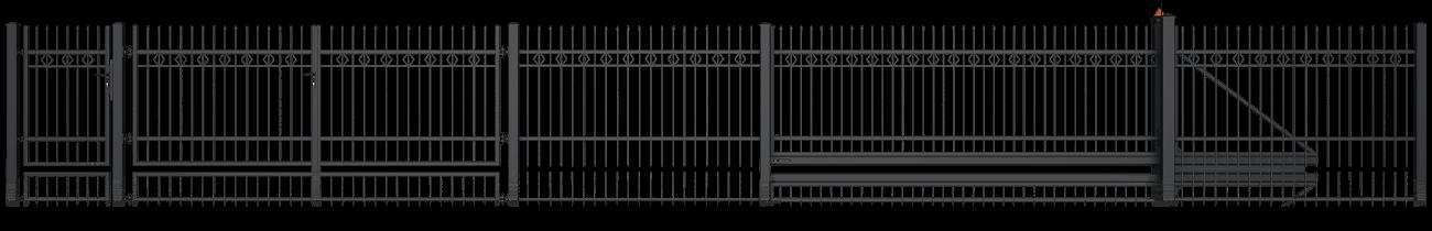 Wisniowski Schiebetor Muster AW.10.25/PWisniowski Schiebetor Muster AW.10.25/P - Adams Tore & Antriebe - Sommer, Wisniowski, Hörmann Vertragshändler