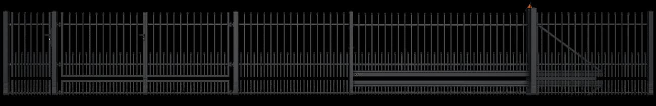 Wisniowski Schiebetor Muster VARIO AW.10.84/P - Adams Tore & Antriebe - Sommer, Wisniowski, Hörmann Vertragshändler